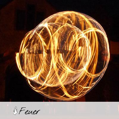 Feuer-Seil