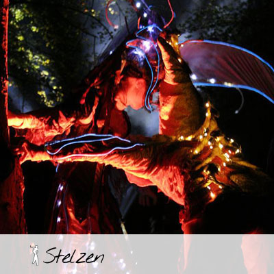stilts light